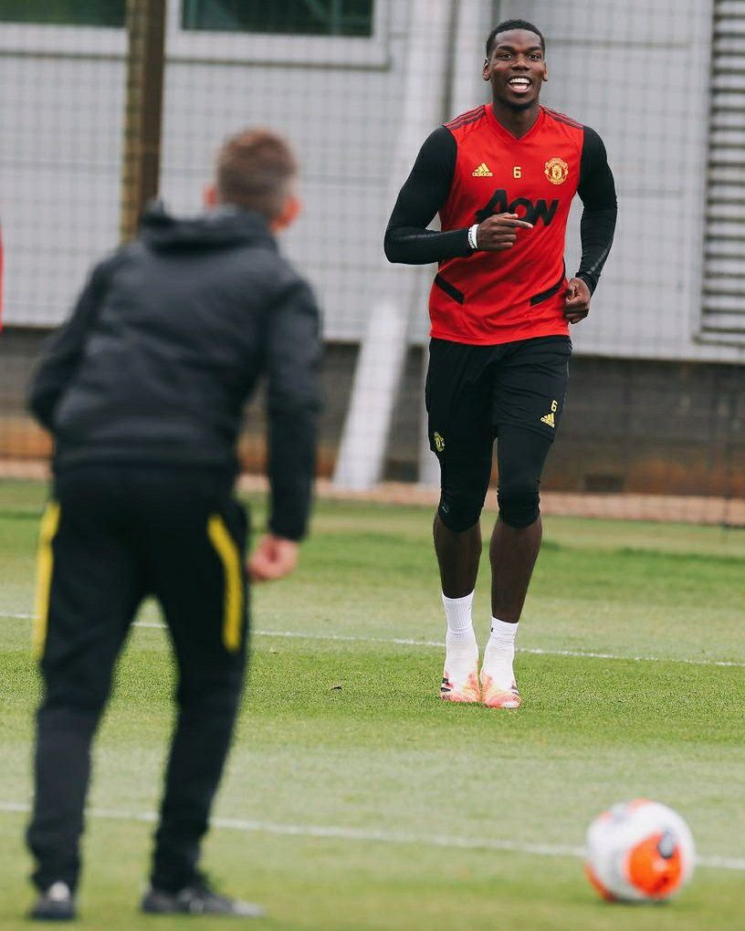 Pin By Jalen Hambrick On Manchester United Training Team In 2020 Manchester United Training Manchester United Manchester