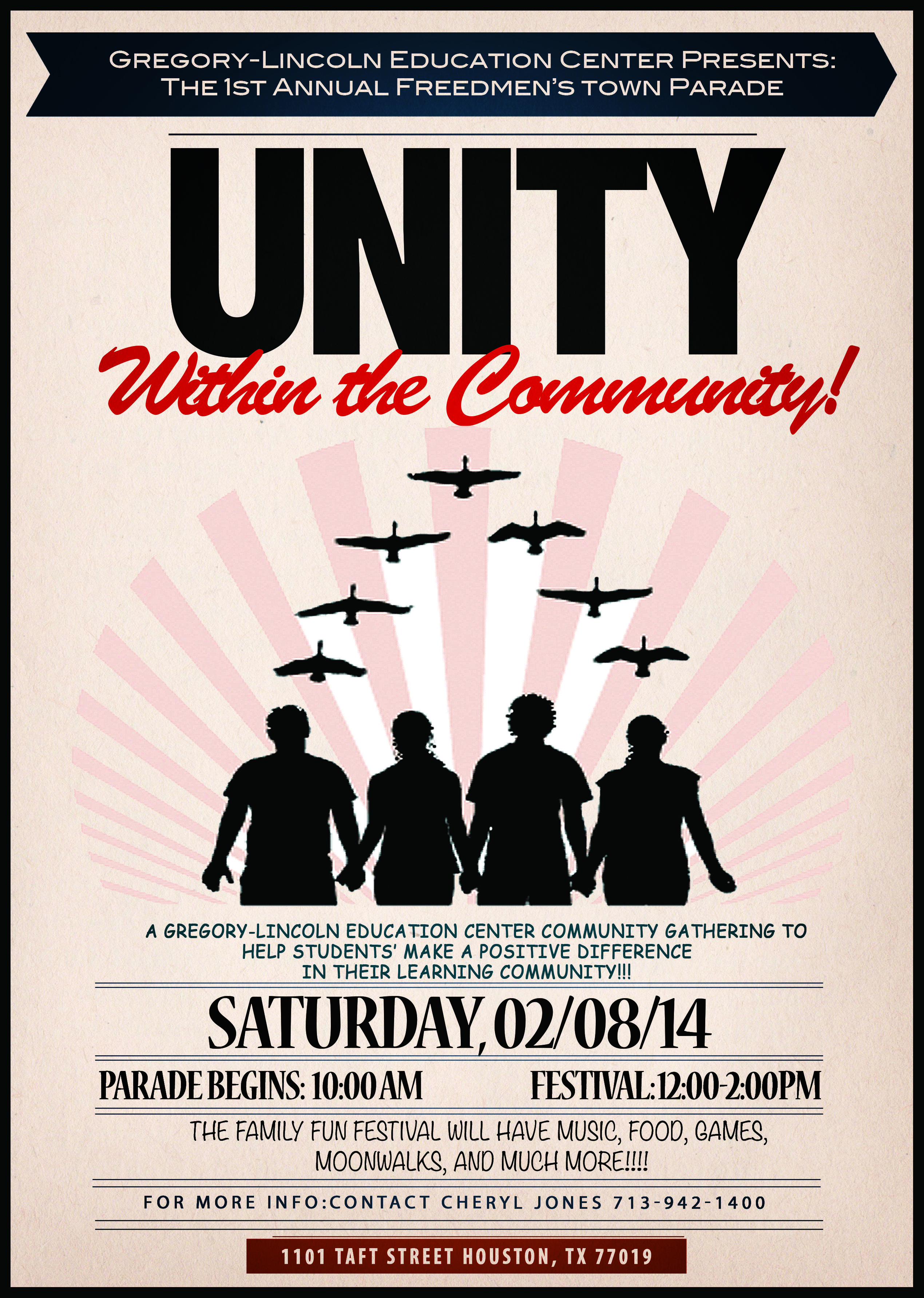 community event flyers