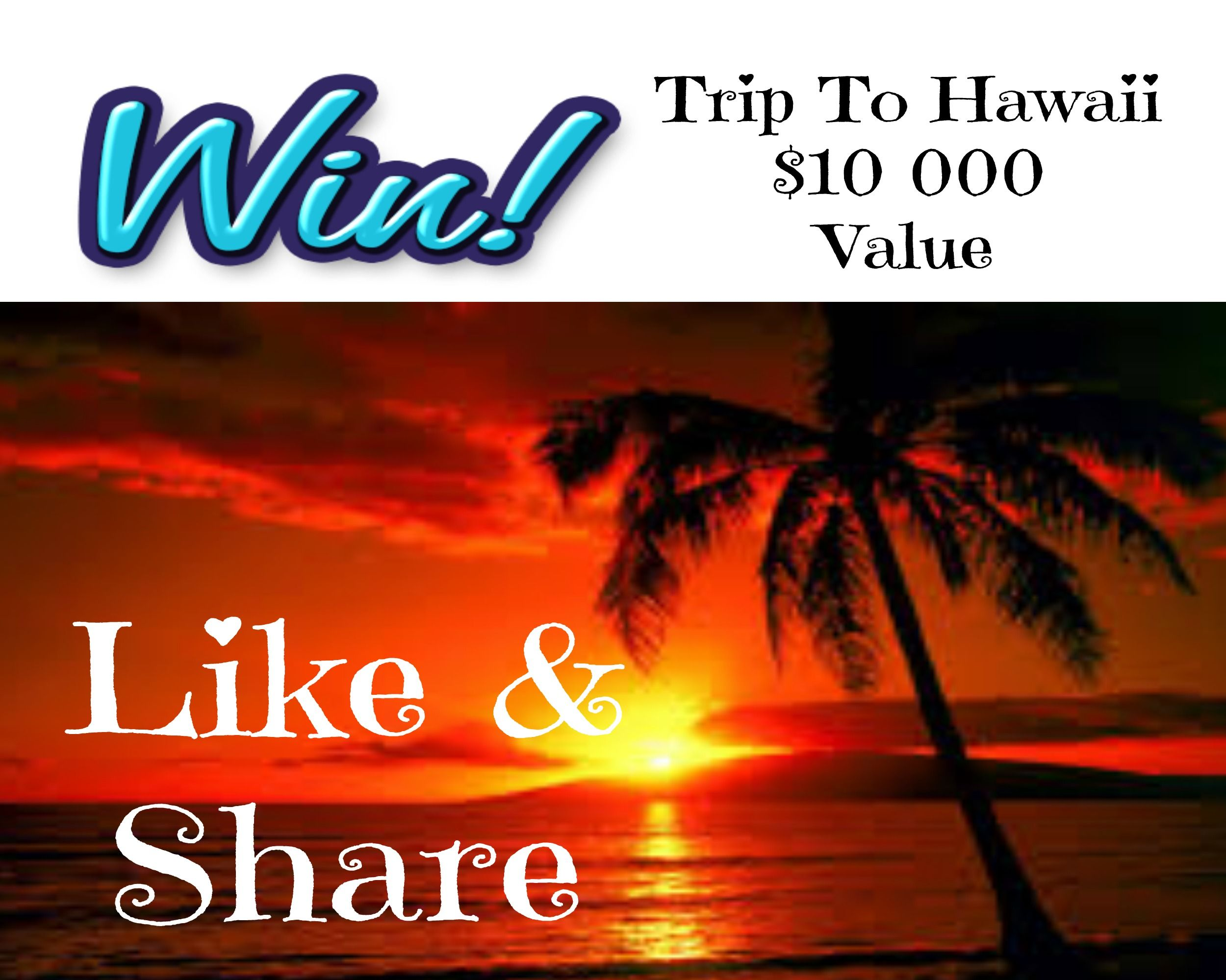 Sweepstakes trips to hawaii