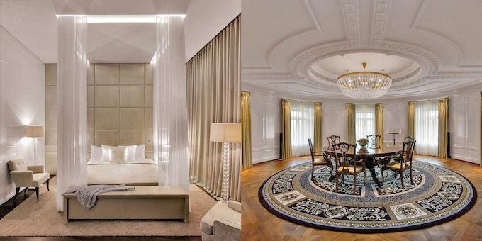 APPIA Contract GmbH herrliches Bett Schönes Hoteldesign - wohndesign ideen