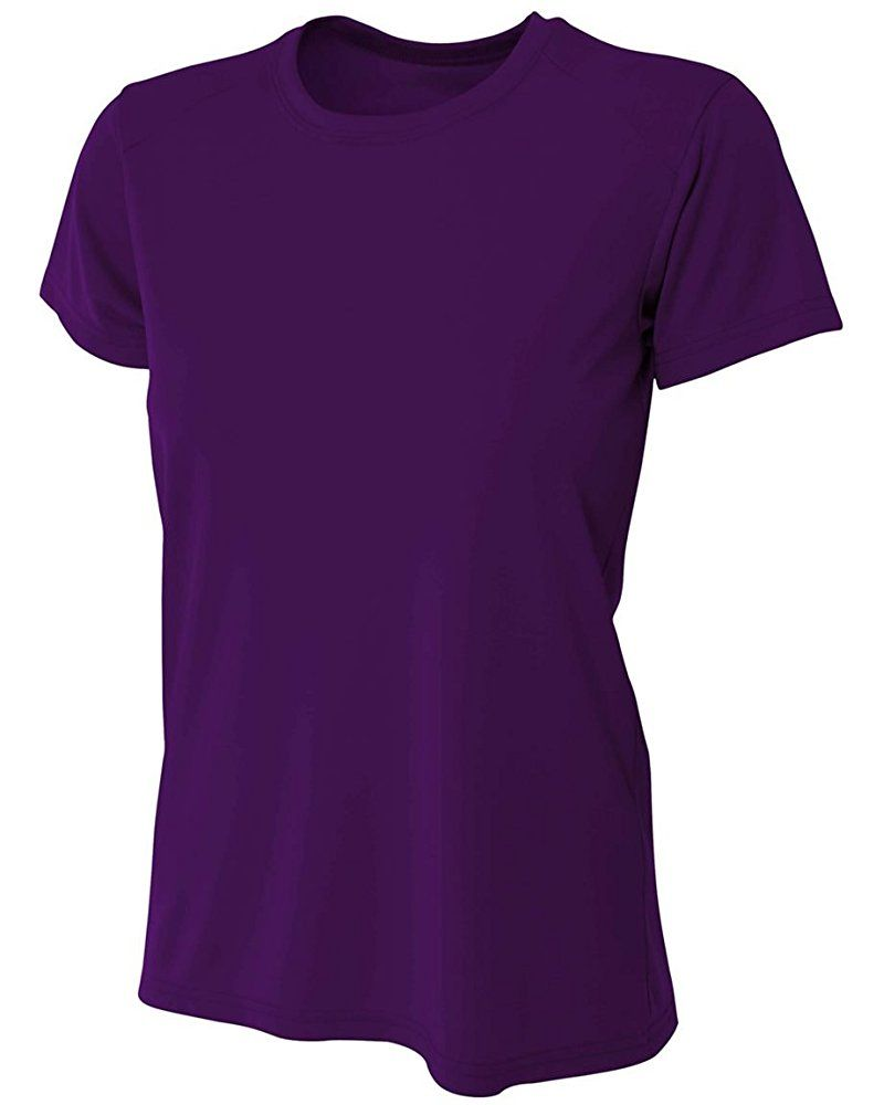A4 Women S Cooling Performance Crew Short Sleeve Tee Short