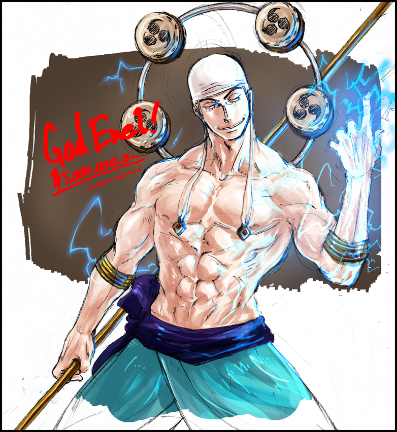 If by return to one piece you mean to the ongoing story then the answer is no. 11 Ide Enel One Piece Gambar Gambar Manga Tengkorak