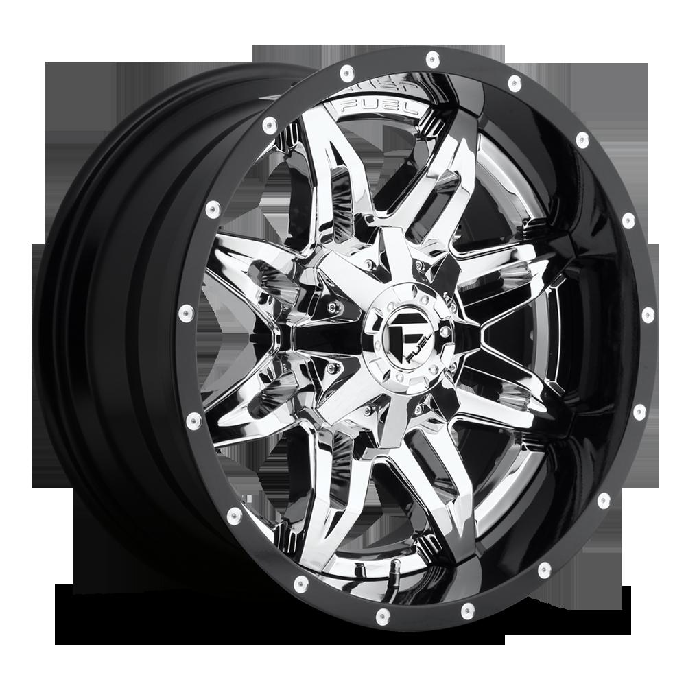 Lethal d266 mht wheels inc