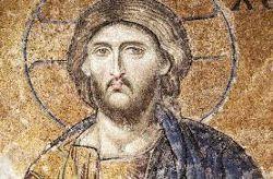 مجلة أوتار ثقافية غرائب Jesus Hagia Sophia Christ Pantocrator