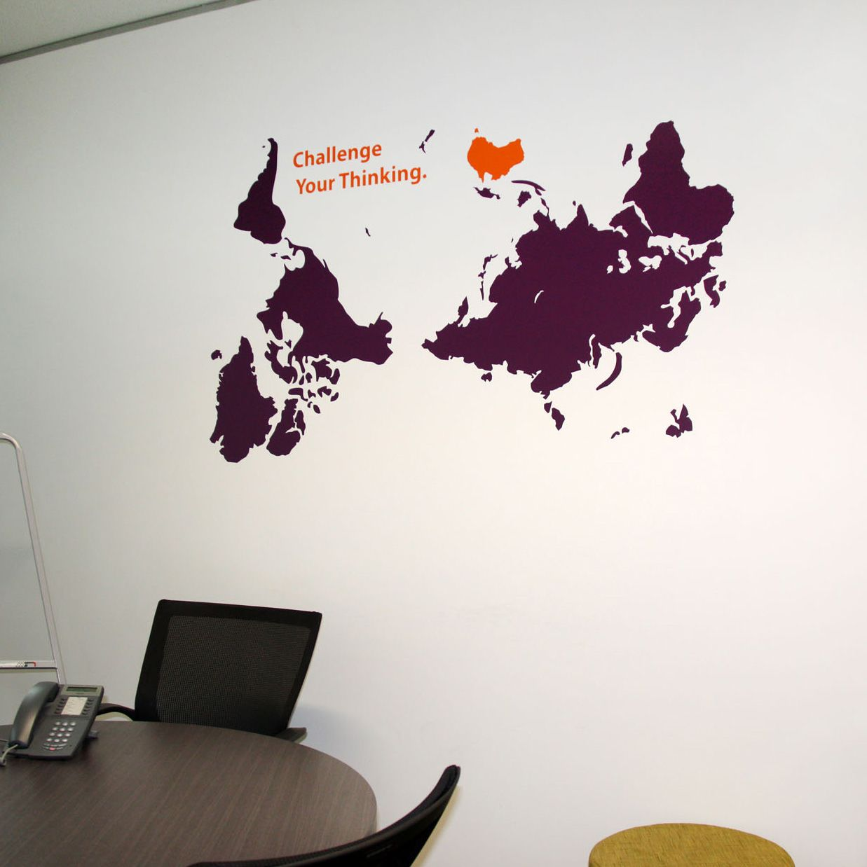 Different world map wall sticker australia rules misc different world map wall sticker australia rules amipublicfo Image collections