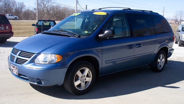 2007 Dodge Grand Caravan Owners Manual Whilst The Odyssey Obtained A New Super Bolt Side View Final Year And The Sienna W Grand Caravan Owners Manuals Dodge