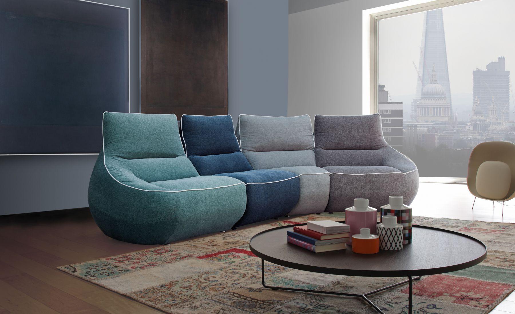 Calia Italia Rumba Rumba Furniture Sofa