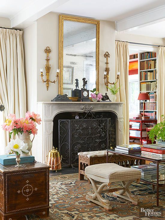 style lessons to steal from parisian interiors in 2019 home decor rh pinterest com