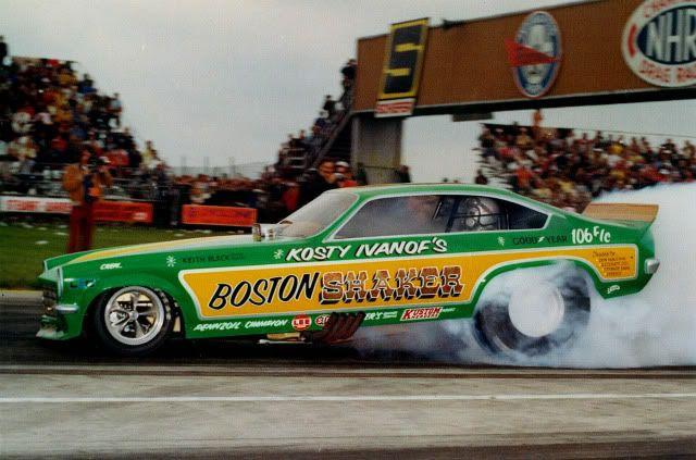 The Boston Shaker Funny Car Car Humor Funny Car Drag Racing