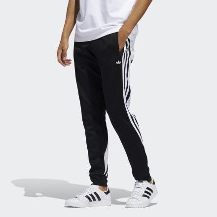 3 Stripes Wrap Track Pants in 2020 | Black pants, Pants