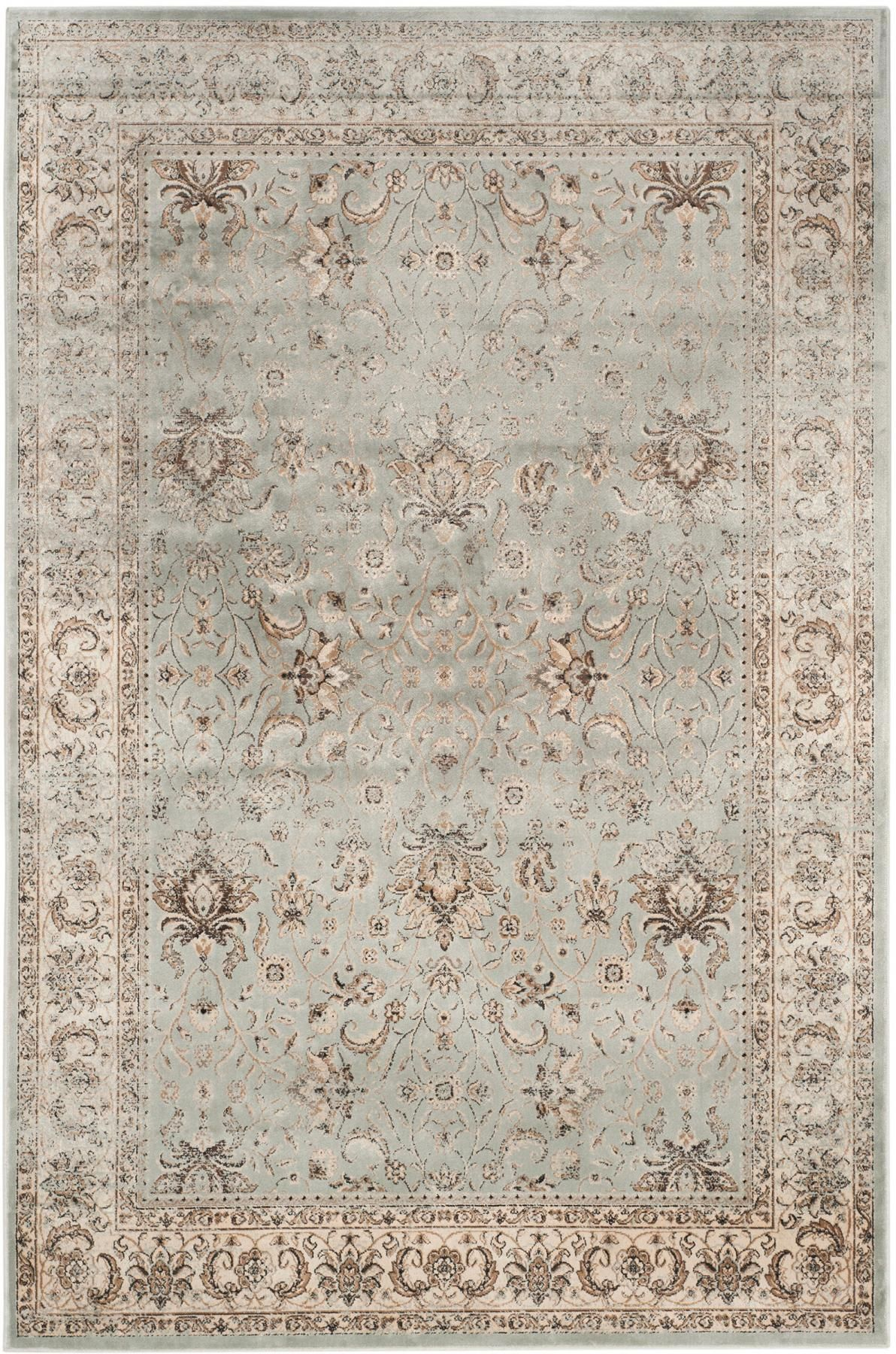 Rug Pgv607f Persian Garden Vintage Area Rugs By Transitional 11x8 Light Pastel Colored