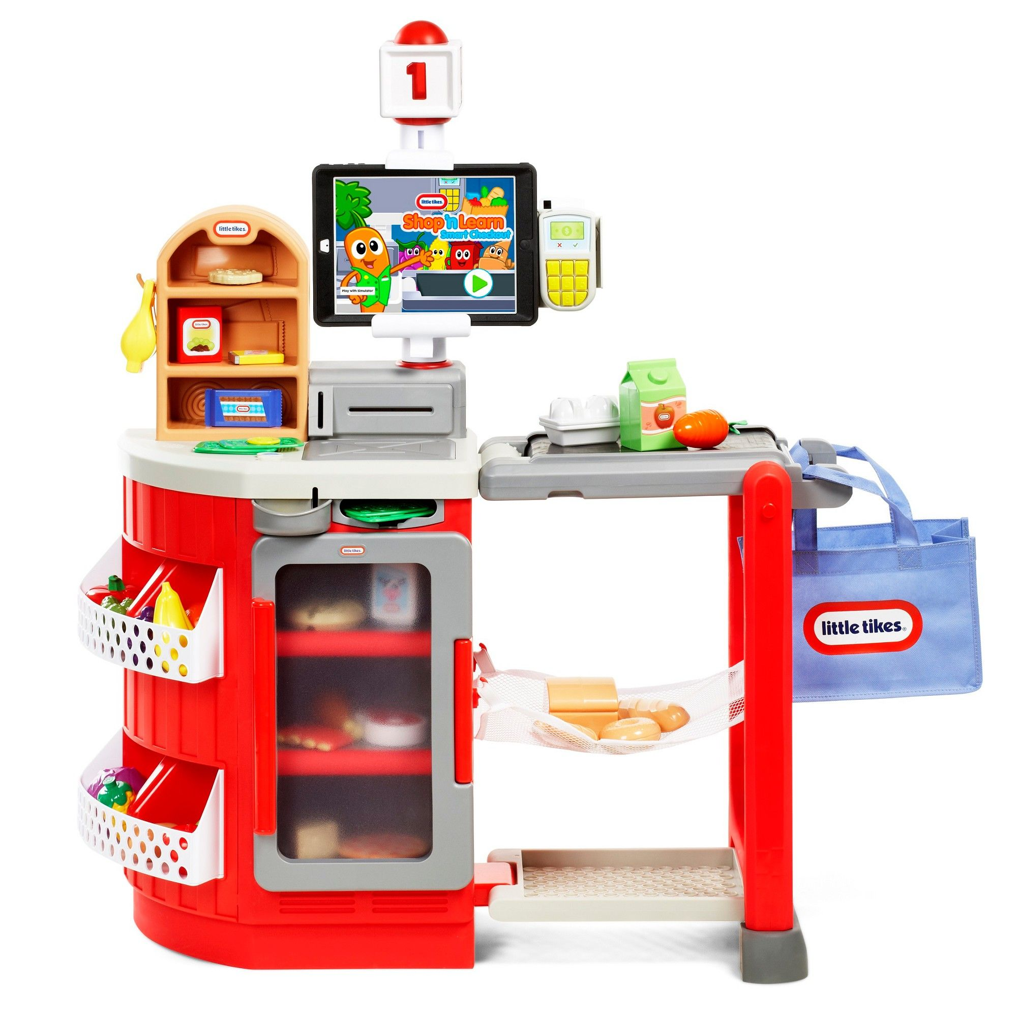 Little Tikes Shop \'n Learn Smart Checkout Role Play Toy ...