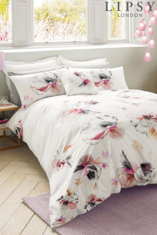Lipsy Soft Petals Duvet Set From The Next Uk Online