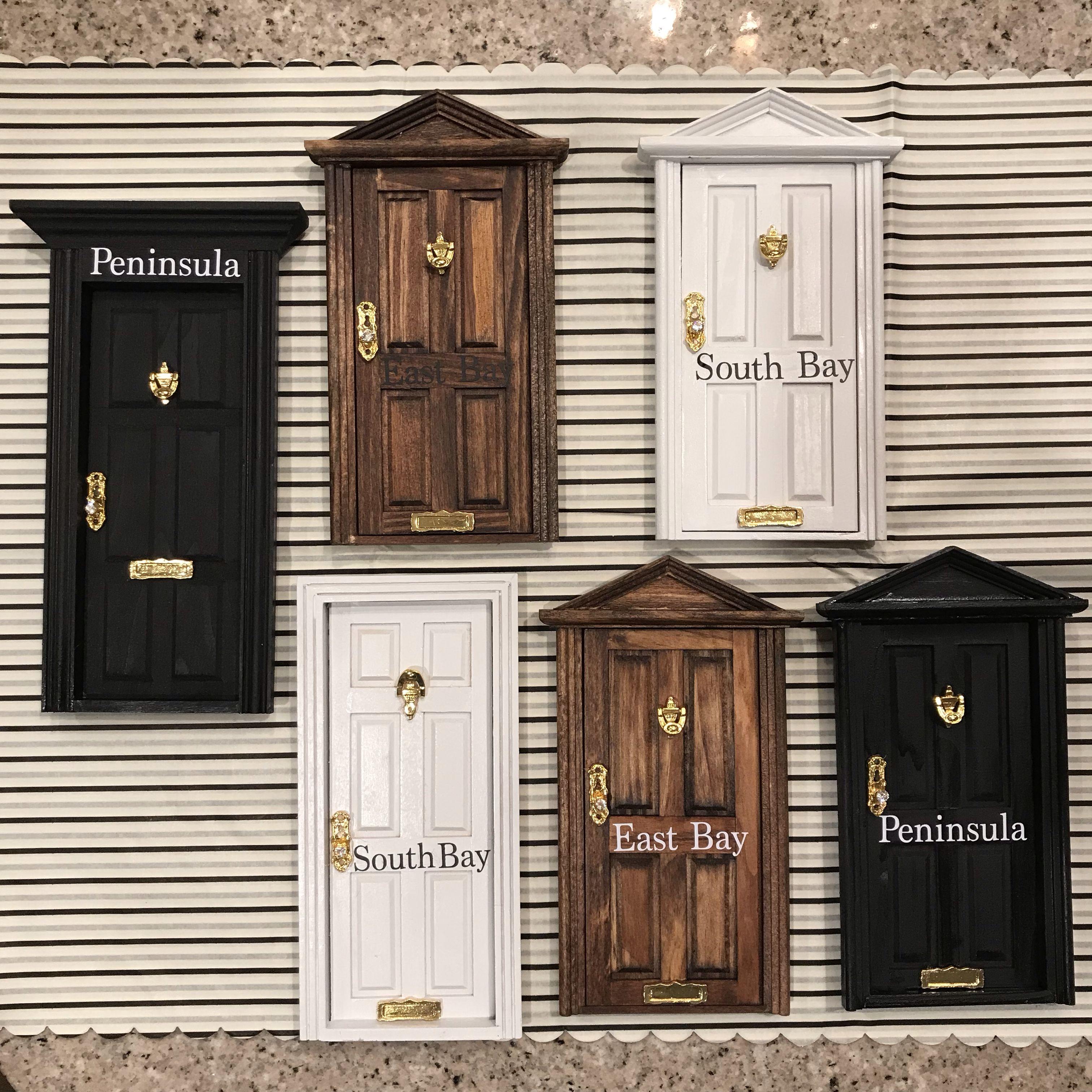 Custom Door Ornaments In 2020 Custom Door Doors Fairy Houses