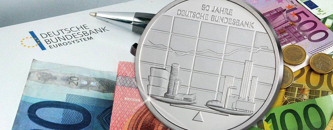 26. Juli 1957 die Deutsche Bundesbank wird gegründet