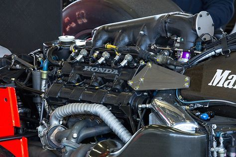 mclaren mp4 4 with honda ra168e v6 turbo 1988 modelbouw rh pinterest com
