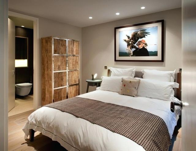 Deko Ideen für Gast Schlafzimmer