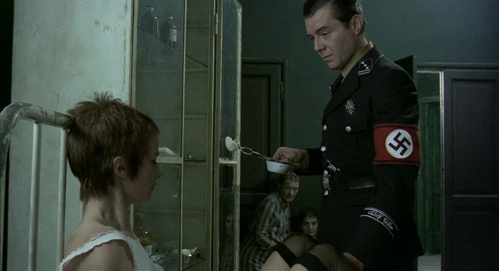 The Night Porter Pop culture and Films