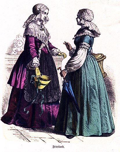 Plate #92b - Late Nineteenth Century - Dutch Folk Dress