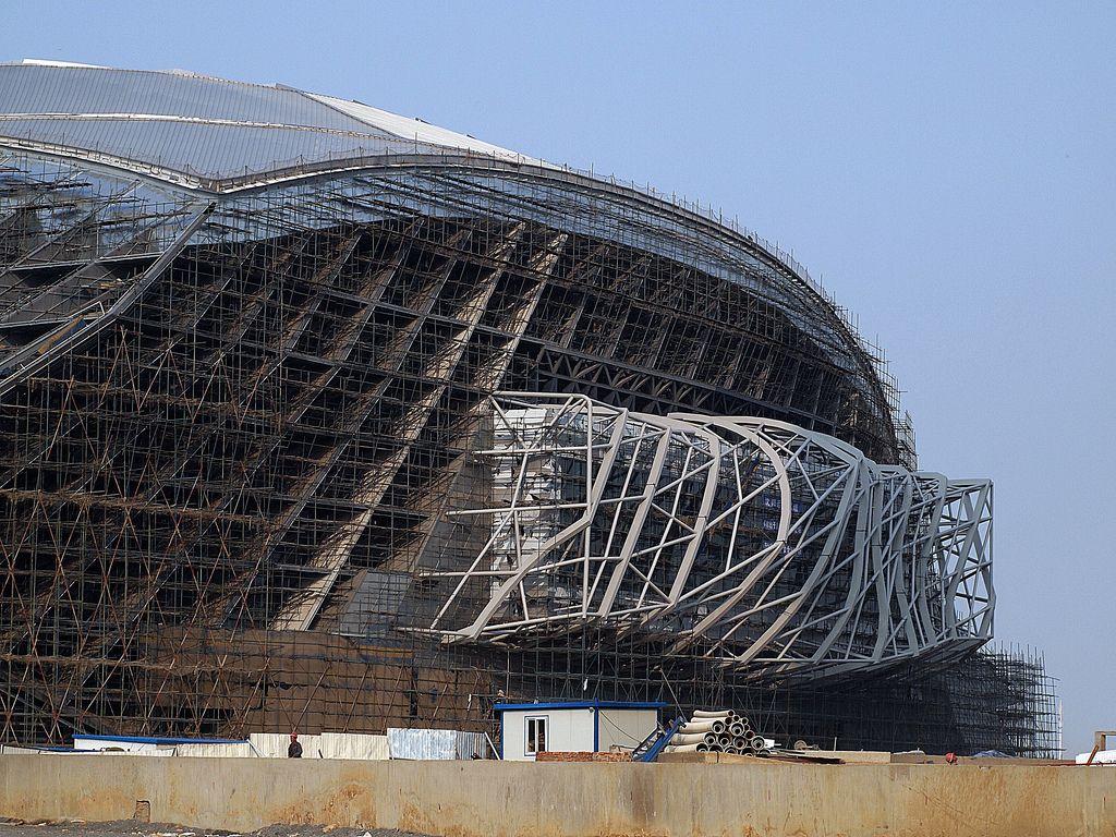Dalian international conference center in dalian google for Architect zoeken