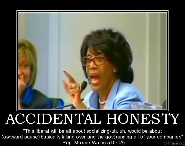 Maxine Waters Images Maxine Waters Admitting That