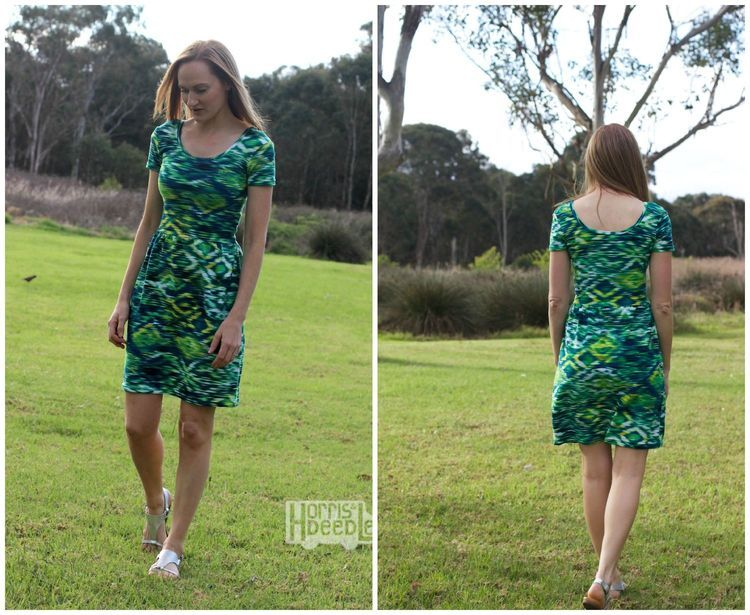 The Boundless Knit Dress By Patterns For Pirates Patterns For