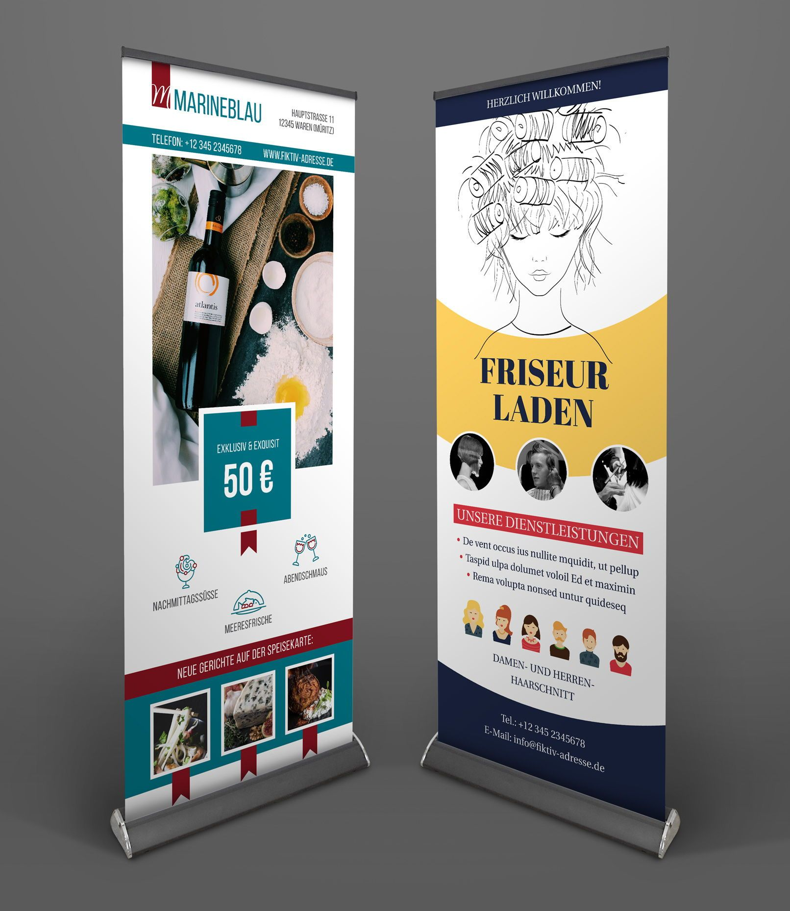Roll Up Design Vorlagen Uberragendes Erstellen Vorlagen Design Corporate Design