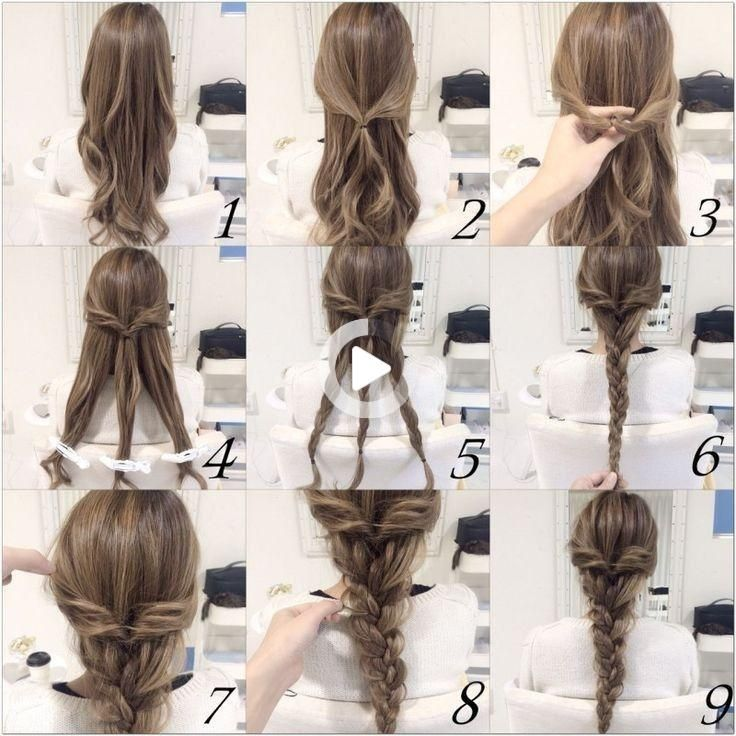 10 peinados rápidos y fáciles (paso a paso)