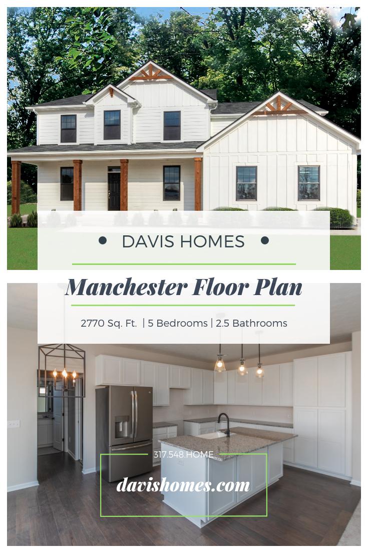 Area 2770 Sq Ft Bedrooms 5 Or 4 Plus Loft Bathrooms 2 5 Levels 2 Garage 2 Davishomesin Customhome Flo Floor Plans Custom Home Builders Home Builders