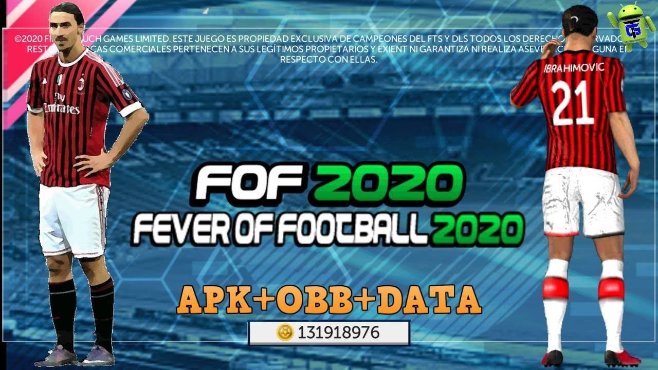 FOF 20 Fever of Football 2020 Mod APK Download in 2020
