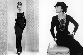 Audrey and Coco and the LBD