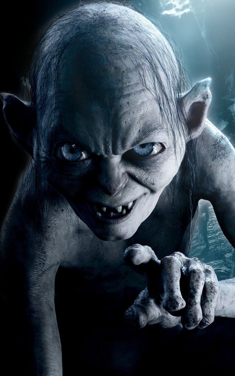 movies iphone 6 plus wallpapers gollum lord of the rings