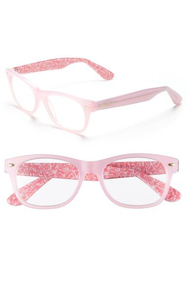 lilly pulitzer skipper reading glasses liked on polyvore featuring accessories eyewear eyeglasses pink tortoise tortoise shell glasses lilly