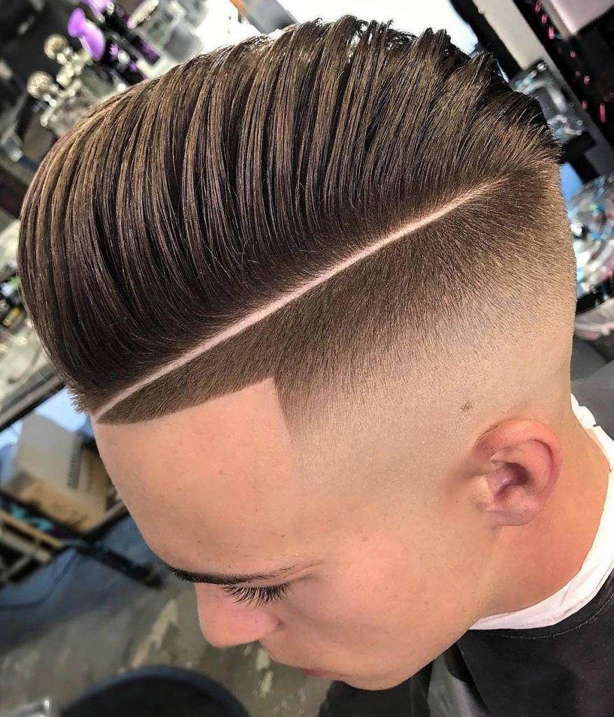 The Skin Fade Haircuts For Men Gentlemen Hairstyles Hair