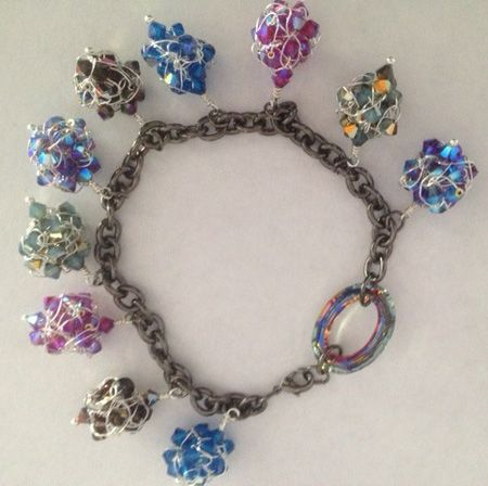 Beads Baubles & Jewels episode #1908: use Artistic Wire and ...