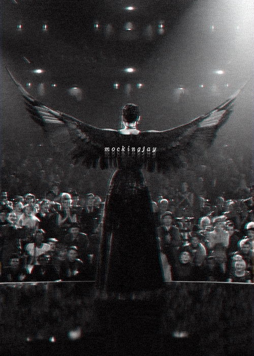I Am The Mockingjay The Symbol Of The Rebellion Hunger Games