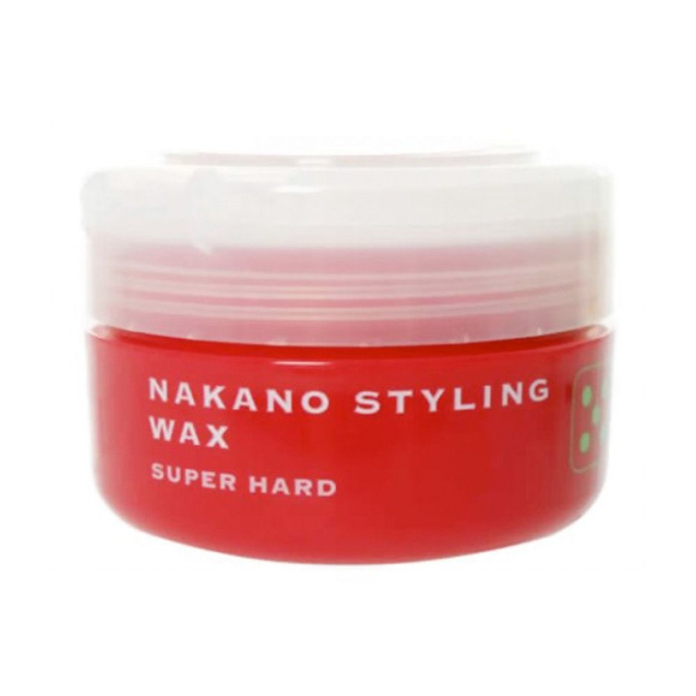 Nakano Styling Wax 5 Super Hard Made In Japan Takaski Com Wax Nakano Japan
