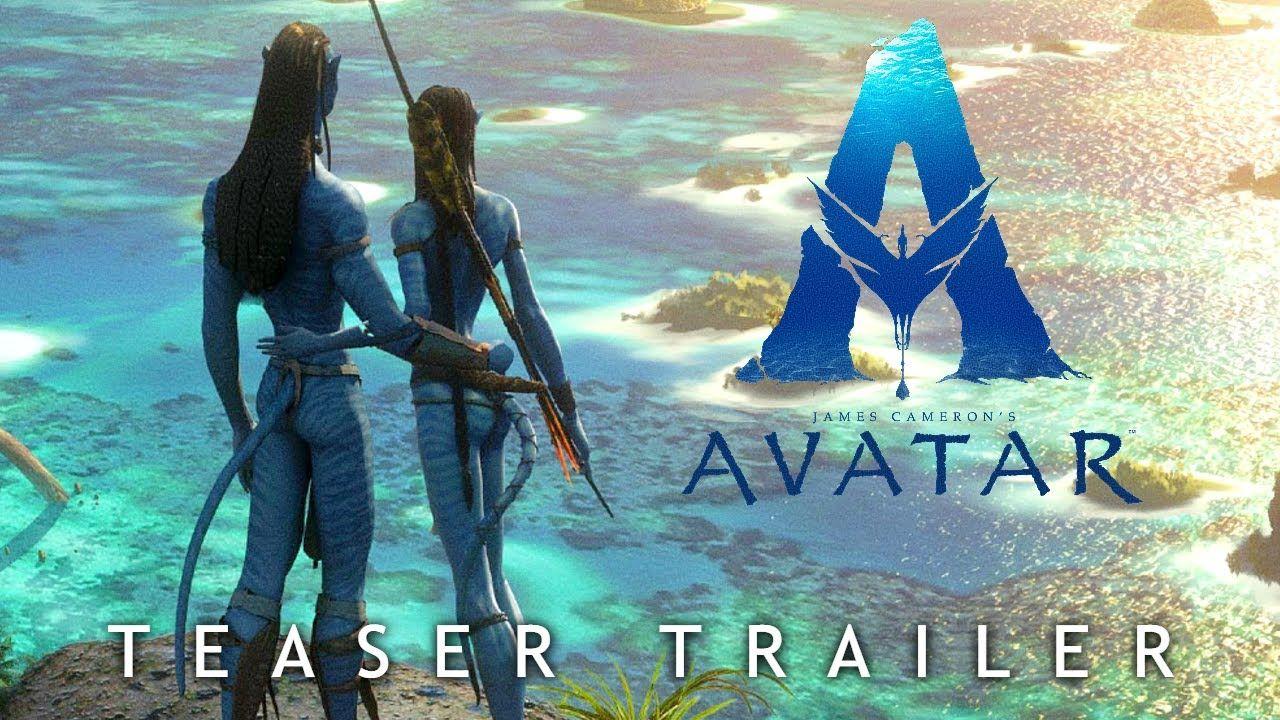 Avatar 2 Teaser Trailer Concept 2021 The Way Of Water Zoe Saldana Movie Youtube Zoe Saldana Movies Zoe Saldana Avatar Zoe Saldana
