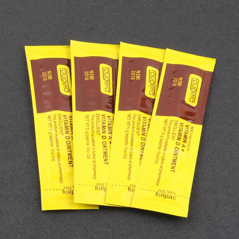 Hot 100Pcs Fougera Vitamin Ointment A&D Anti Scar Tattoo Aftercare ...