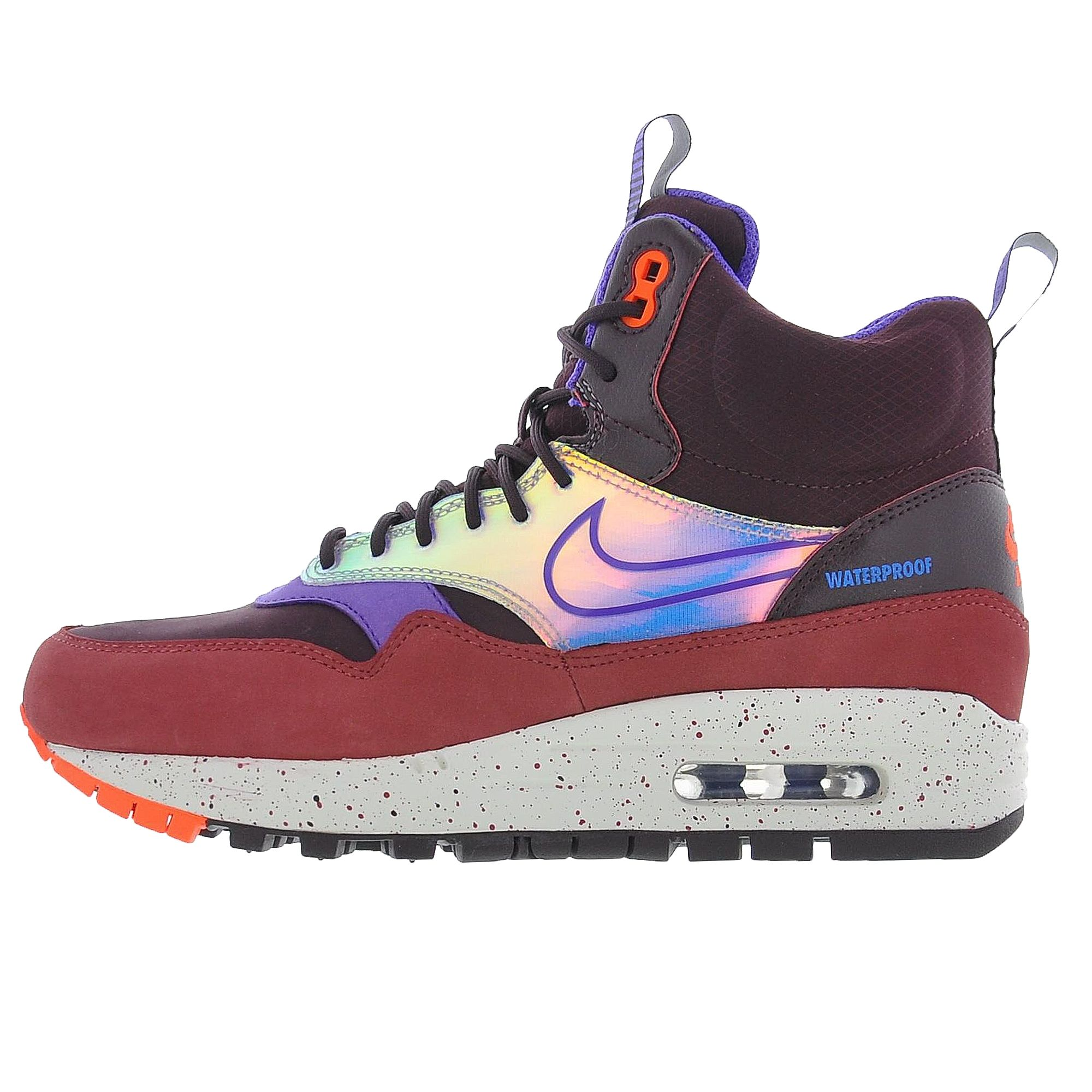 nike air max 1 mid sneaker boot wp spor ayakkabı bayan