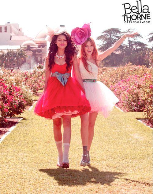 Bella Thorne and Zendaya Fashion is My Kryptonite