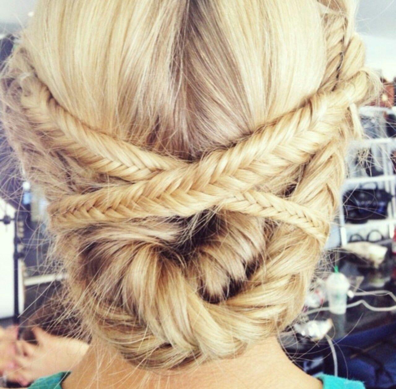 Blonde braid ცąཞცıɛ ცƖơŋɖɛʂ pinterest blonde braids