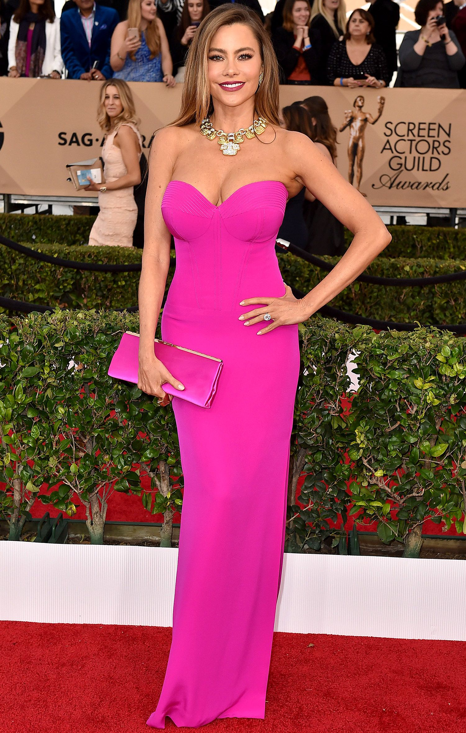 SAG Awards 2016: The Biggest Risk Takers on the Red Carpet ...