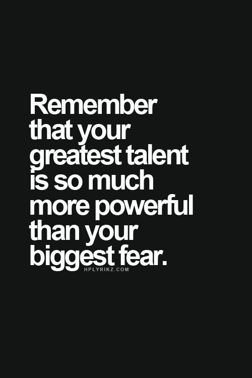 Great Quotes Remember That Your Greatest Talent Is So Much More Powerful Than Your Meaningful Quotes Inspirational Words Motivational Quotes For Employees