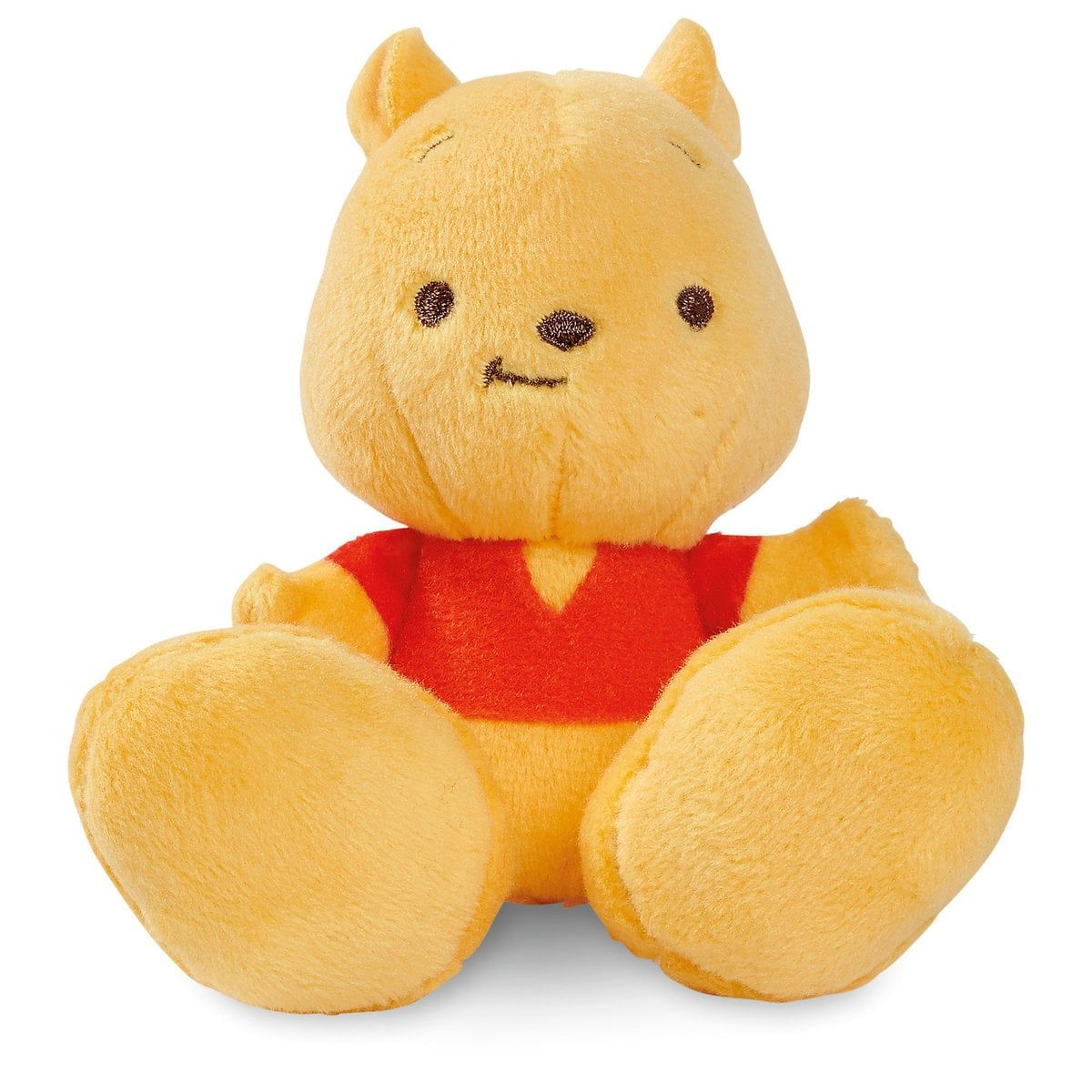 262cfc74a84c Product Image of Winnie the Pooh Tiny Big Feet Plush - Micro   1