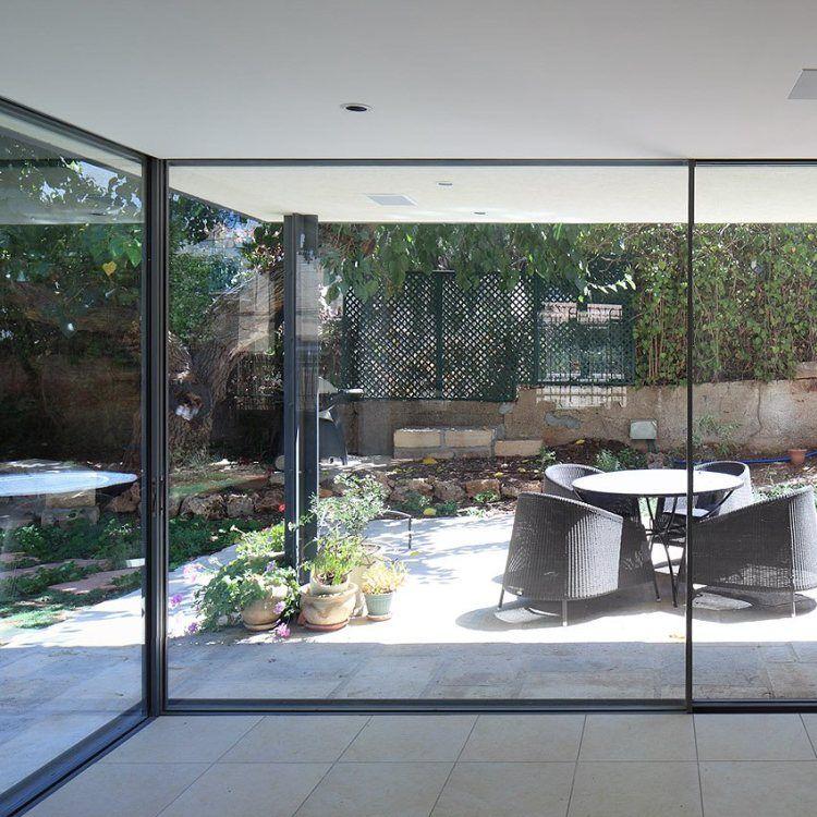 Schuco Ass 77 Panorama Sliding Windows Pinterest Doors Glass