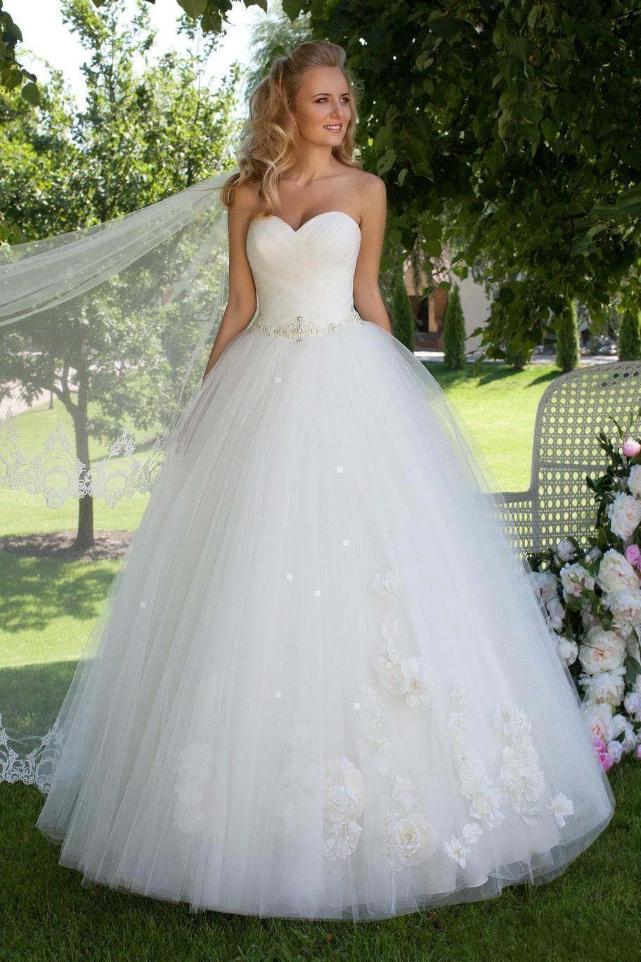 New ivorywhite lace beach wedding dress ball gown dresses custom