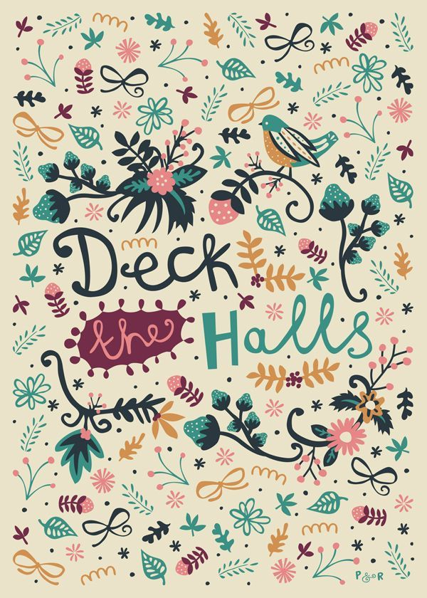 Holiday Card Design Inspiration | Art - Cards | Pinterest ...