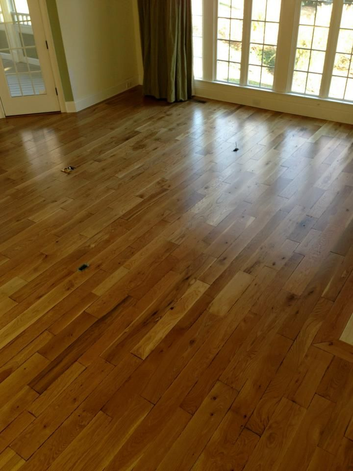 4 5 6 Inch Pattern Custom Hand Crafted White Oak Flooring