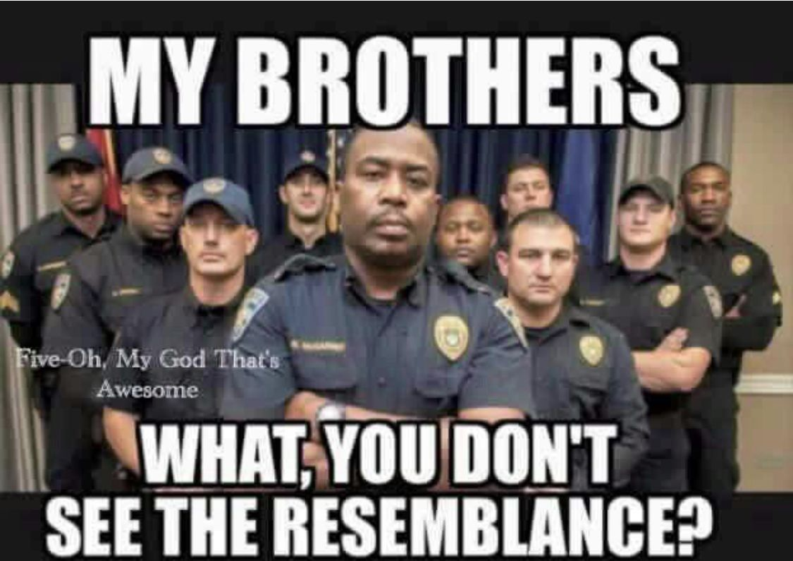 Respect cops for all they do for us | Patriot protectors